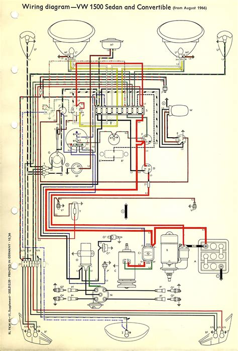 Vw Wiring Harness Diagram