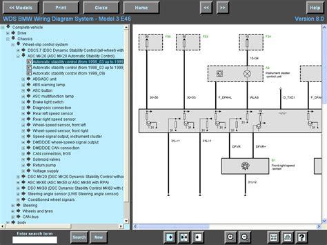 WDS BMW Wiring Diagram System 1 E81 E82 E87 E88