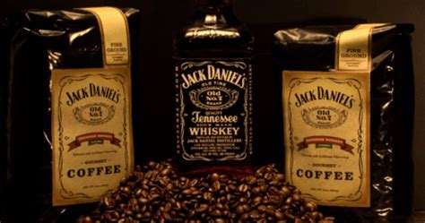 Wake Up to Jack Daniel s Whiskey Coffee Tasting Table