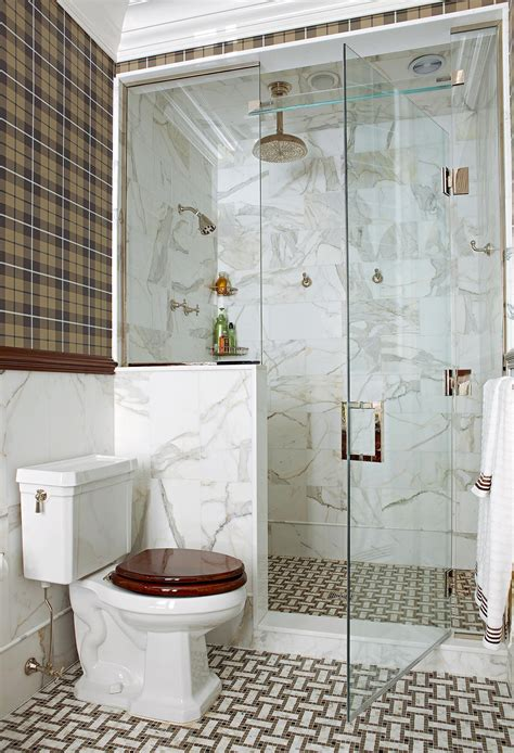 Walk In Shower Ideas Better Homes and Gardens