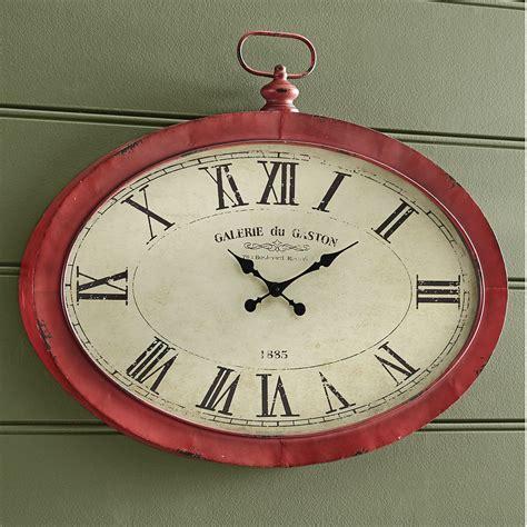 Wall Clocks Country Door