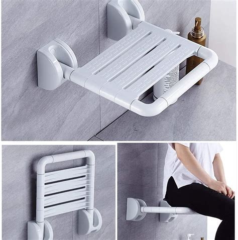 Wall Mounted Shower Seats For The Elderly Disabled