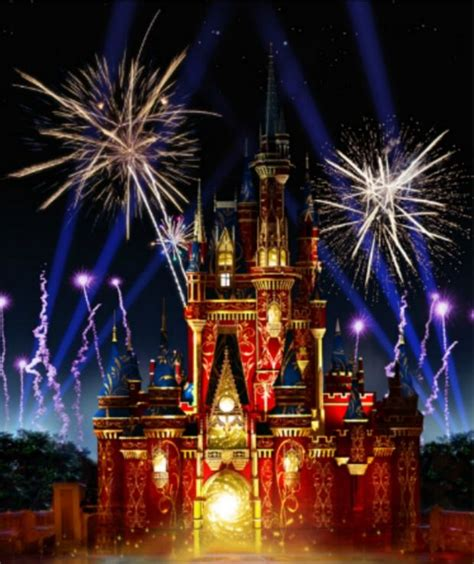 Walt Disney World Park Hours fireworks and parade times