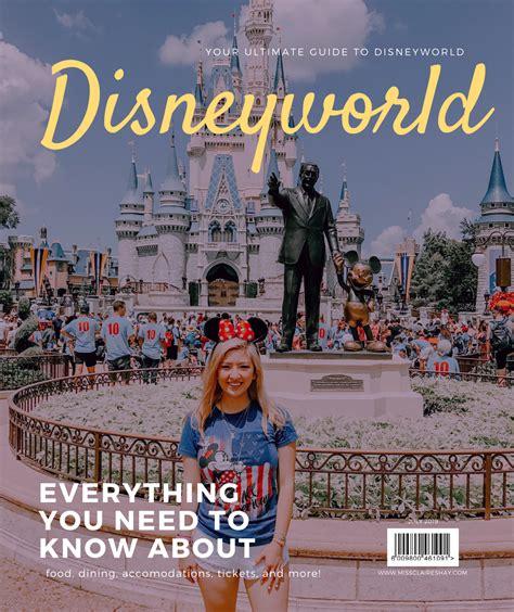 Walt Disney World Vacation Guide Disney World Vacations