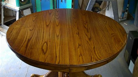 Walter s of Wabash Extension table ca 1950