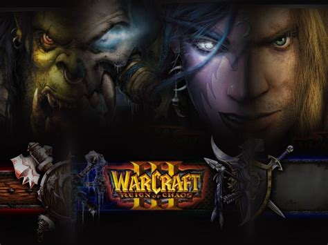 Warcraft III Reign of Chaos Free download and software