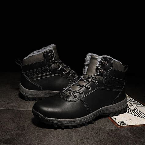 Warmest Mens Winter Boots Online dhgate