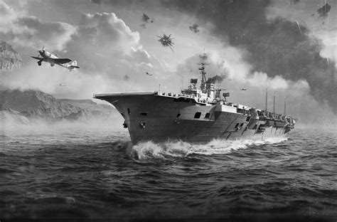 Warship information British battleships and carriers in