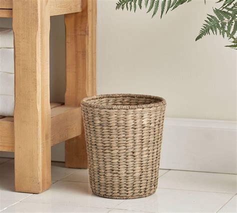 Wastebaskets Hampers Pottery Barn