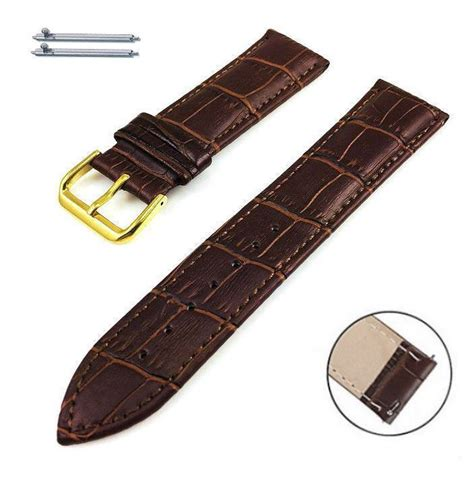 Watch Bands Replacement Straps Metal Leather