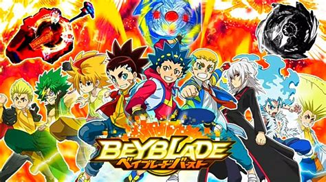 Watch Beyblade Burst English Subbed in HD on 9anime to