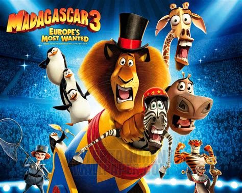 Watch Madagascar 3 Europe s Most Wanted 2012 Online