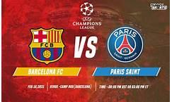 Watch PSG vs Barcelona Live Stream Free Online