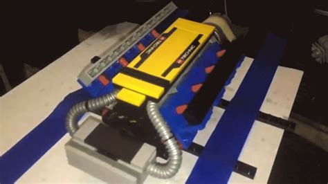Watch Some Lego Engines Rev Until They Explode