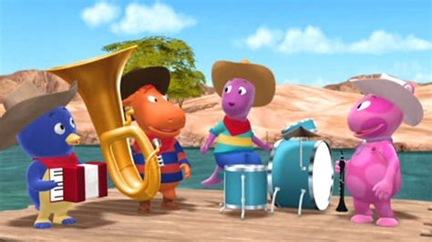 Watch The Snow Fort Video The Backyardigans S1 Ep104