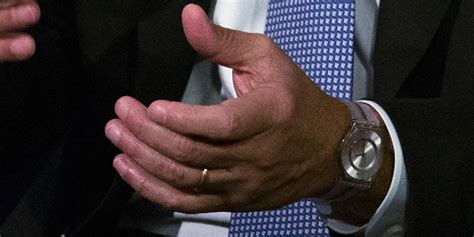 Watches worn by Wall Street Business Insider