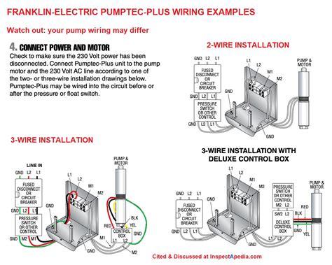 Water Pump Wiring Troubleshooting Repair