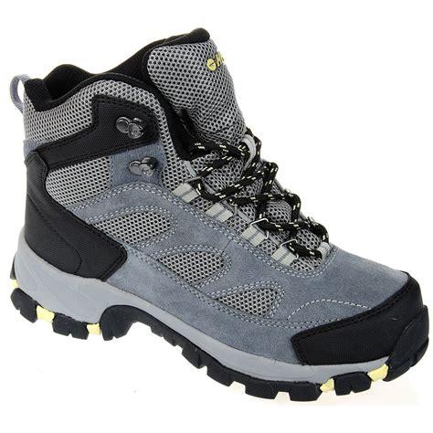 Waterproof Hiking Boots Walking Shoes Adventure Hi Tec