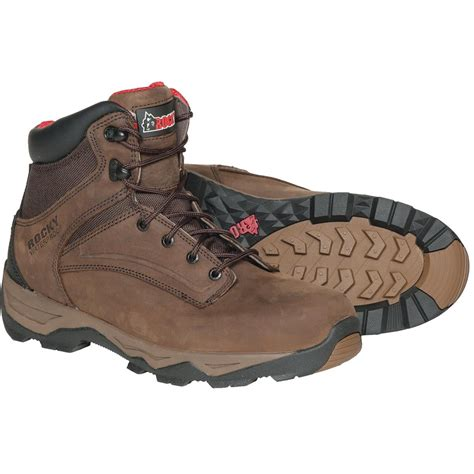 Waterproof Leather Work Boots GEMPLER S