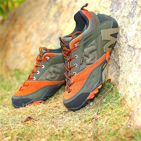 Waterproof Mens Hiking Boots Shoes