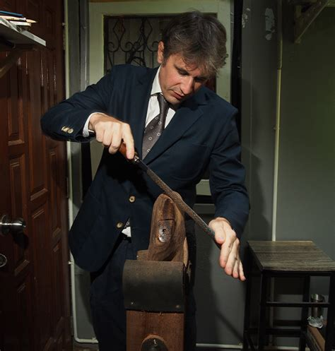 We are Bespoke Shoemakers specializing in elevator shoes