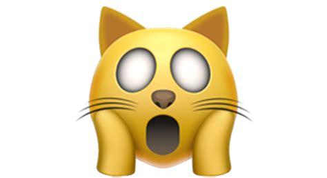Weary Cat Face Emoji Emojipedia