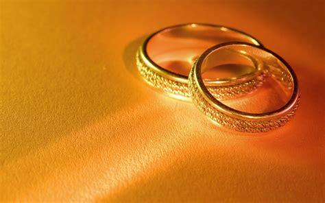 Wedding Rings Hd Desktop Wallpaper : Widescreen : High