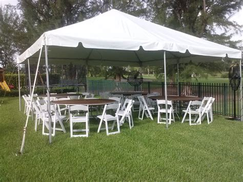 Wedding Tent Party Rental Rent Tents Tables Chairs