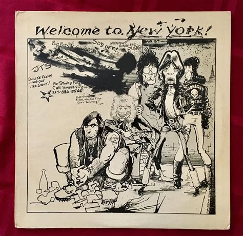 Welcome To New York Rolling Stones