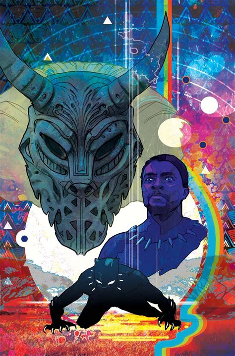 Well Here s Another Stunning Black Panther Poster