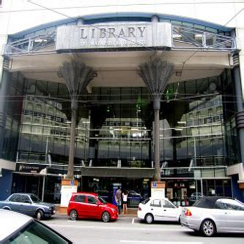 Wellington City Libraries