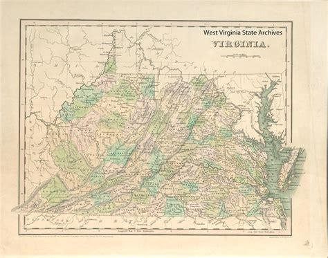 West Virginia Archives and History
