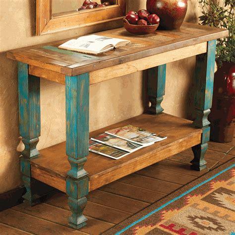 Western Rustic Tables Lone Star Western Decor