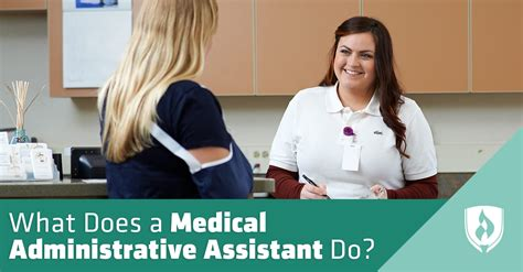 What Does a Medical Administrative Assistant Do