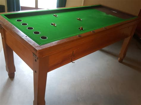 What is a full size British Pool Table Liberty Games