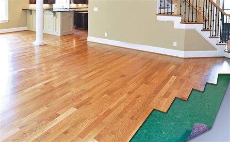 What is the best type of underlay for vinyl flooring