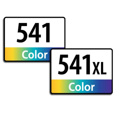 What is the difference between Canon CL 541 Ink Trader