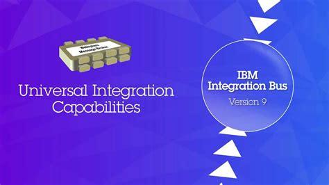 What s new in IBM Integration Bus V9