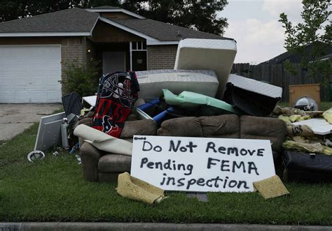 What to do when the FEMA inspector arrives for an