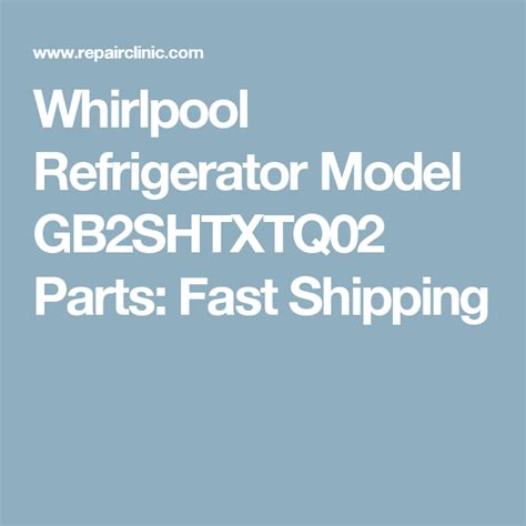 whirlpool gold refrigerator ice maker wiring diagram images ge whirlpool refrigerator parts fast shipping repairclinic
