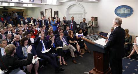 White House press briefing POLITICO