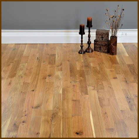 White Oak Flooring Unfinished Solid