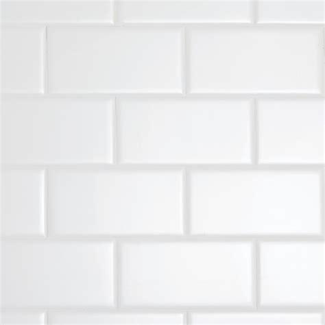 White Subway Tile Daltile