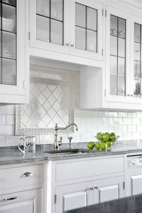 White Subway Tile This Old House