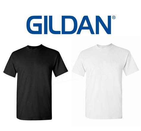 Wholesale Blank Plain T Shirts New Zealand Gildan and