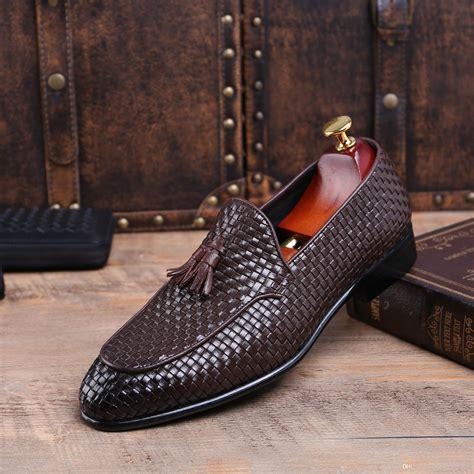 Wholesale Mens Italian Dress Shoes dhgate