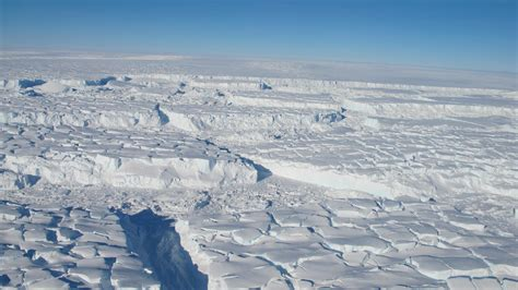 Why Did an Enormous Chunk of West Antarctica Suddenly