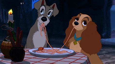 Why the Iconic Lady and the Tramp Spaghetti Kiss Scene