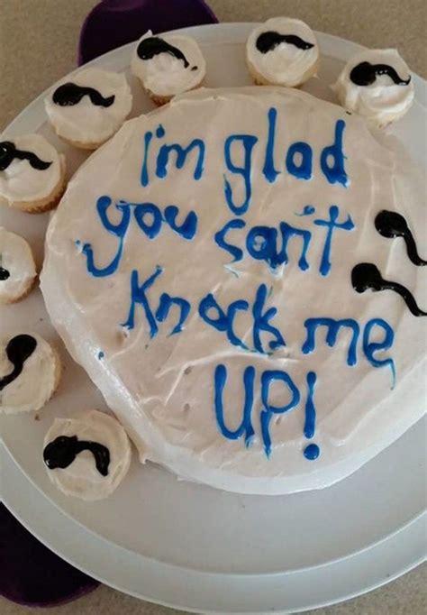Wife Bakes Celebratory Vasectomy Cake for Babble
