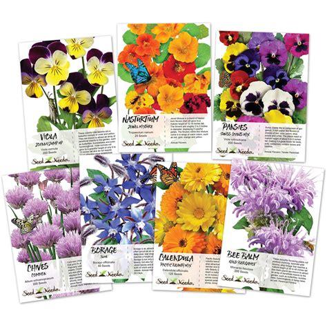 Wildflower Seeds Wildflower Seed Mixes Individual